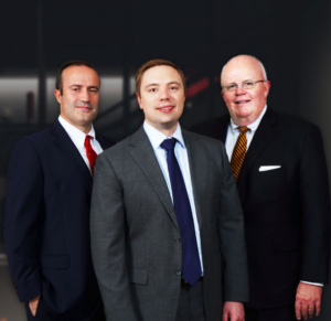 Team of car accident lawyers