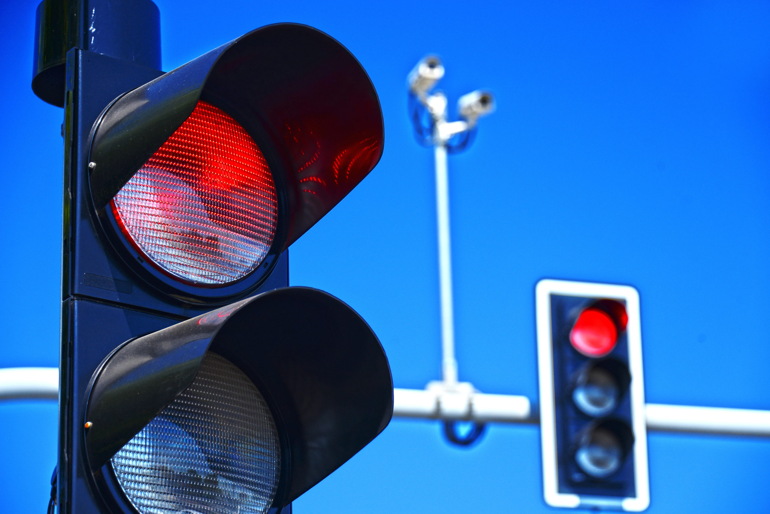 What Can Happen When a Driver Runs a Red Light?