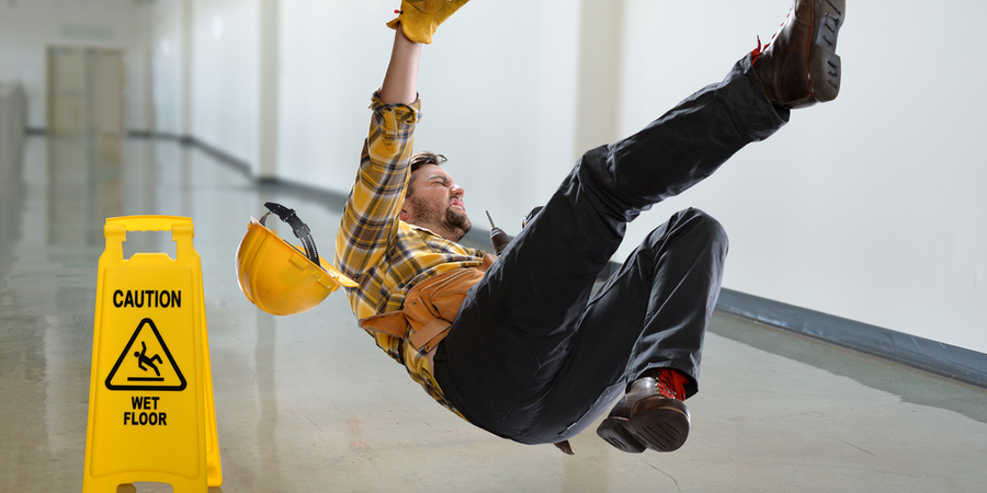 When is a Company Liable for a Slip and Fall?
