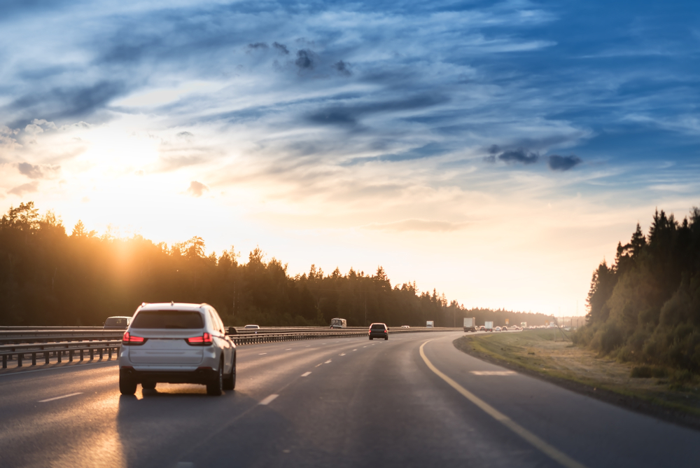Common Accidents on Road Trips